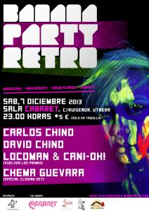 BANANA PARTY RETRO web